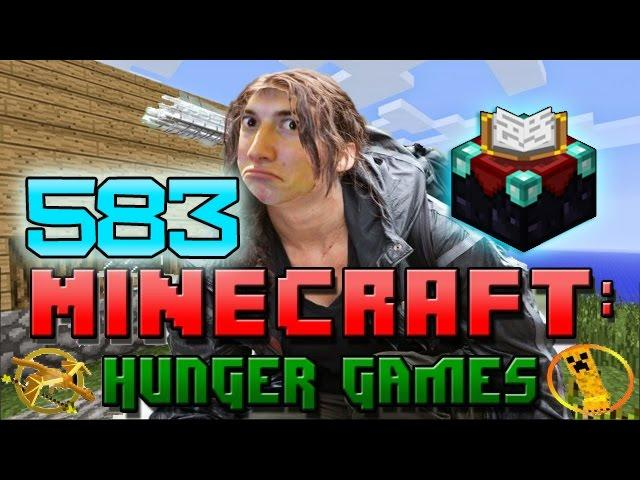 Minecraft: Hunger Games w/Mitch! Game 583 - EPIC ENCHANTS