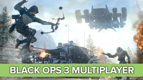 Black Ops 3 Multiplayer Maps List All Map Names