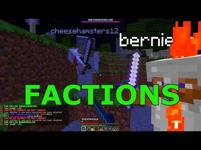 Minecraft: FACTIONS Ep. 4 - EPIC KILLING SPREE