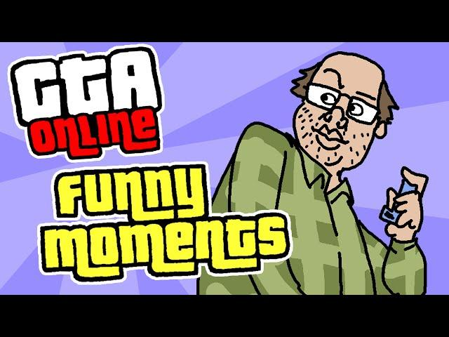 GTA 5 Funny Moments - Just Three Guys