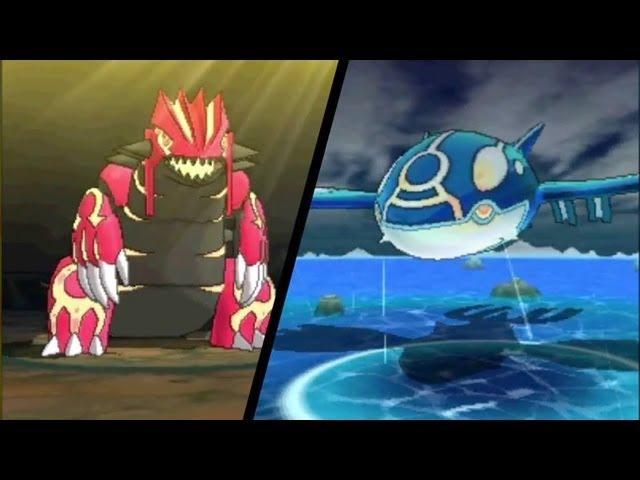 Pokemon Omega Ruby and Alpha Sapphire - Gameplay ...