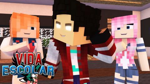 Minecraft : PLANO COM AS MENINAS!! #24 (VIDA ESCOLAR )