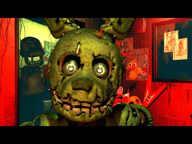 I WASN'T READY - Five Nights At Freddy's 3