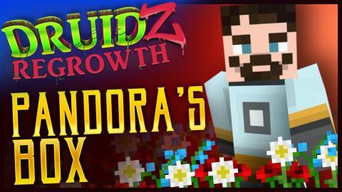 Minecraft Druidz Regrowth #3 - Pandora's Box