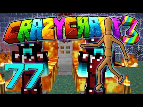 Minecraft crazy craft 3 0 revenge of the snow golem for Http test voidswrath com modpacks crazy craft 3 0