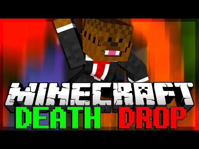 Minecraft Death Drop Skydive Challenge