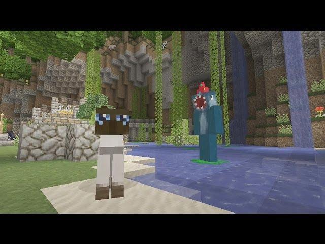 Minecraft Xbox - Re-Solitude - Bluey The Cat [1]