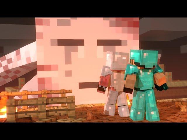 Minecraft - PARAÍSO - #34 O TERCEIRO LENDÁRIO É GIGANTE!