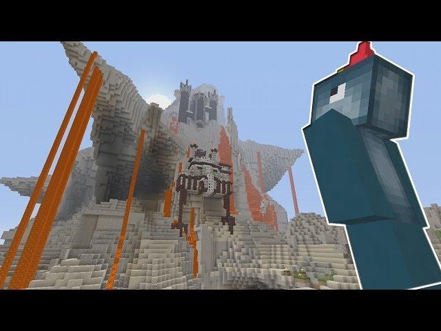 Minecraft Xbox - Re-Solitude - Hot Rocks!! [10]