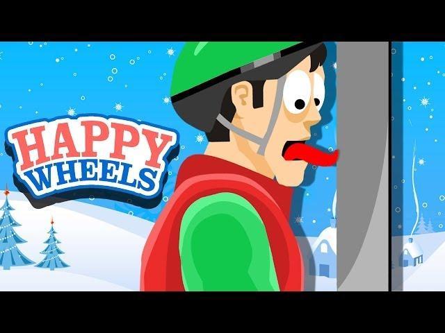 POGO SANTA - Happy Wheels