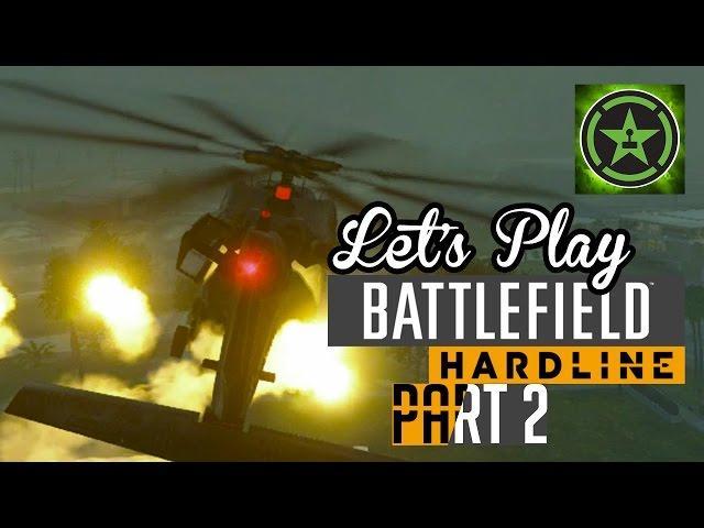 Let's Play - Battlefield Hardline Part 2