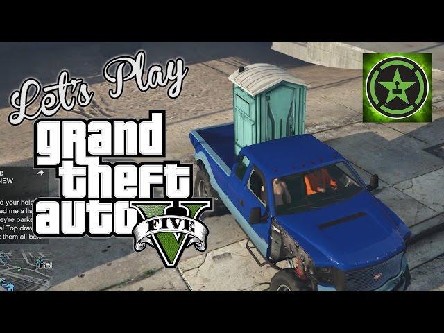 Let's Play - GTA V - Lindsay's Heist