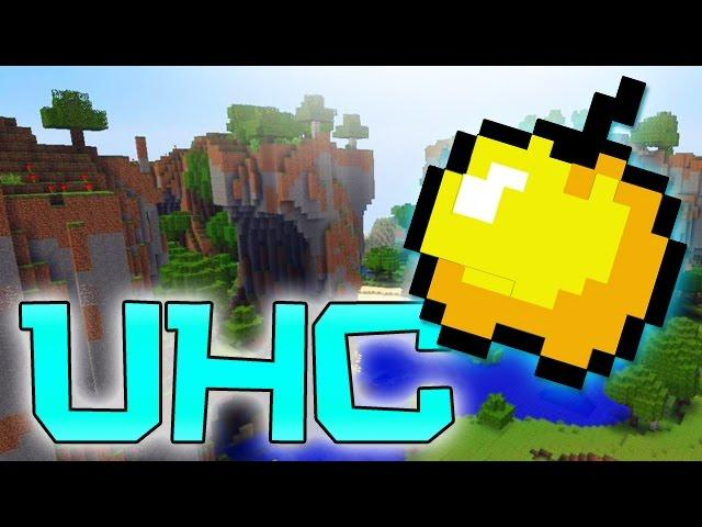 Minecraft best uhc express 2 ultra hard core mini game challenge