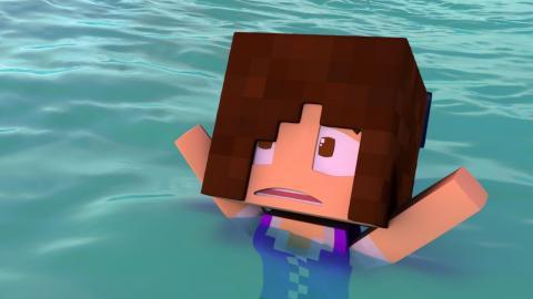 Minecraft: VIDA REAL - #66 A RAFA QUASE MORREU! - Comes Alive Mod
