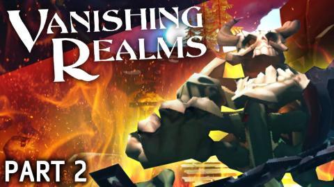 Vanishing Realms VR Gameplay #2 - The DragonFire Wand