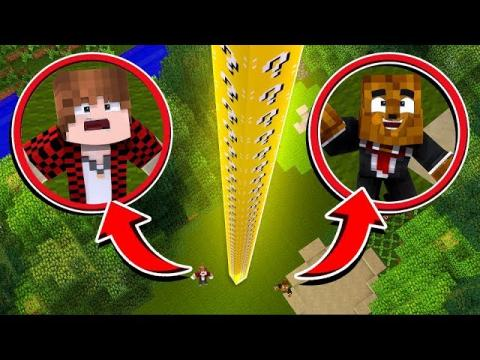 BRAND NEW EMOJI LUCKY BLOCK MOD BATTLE! | Minecraft - Lucky