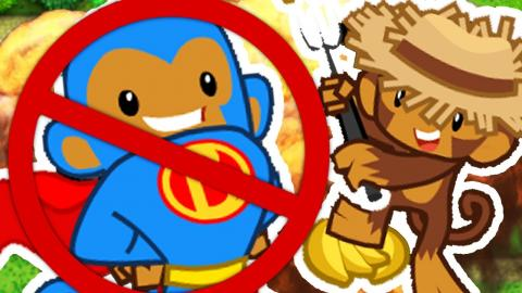 MONKEY WALL STREET *INFINITE MONEY STRATEGY* ROUND 100+ - Bloons TD