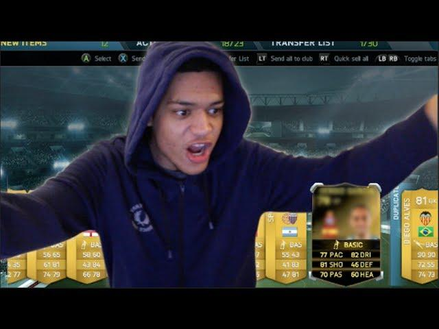 FIFA 14 NEXT GEN - INFORM!!!! HAPPY HOUR PACK OPENING