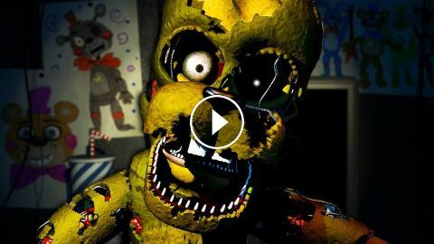 Five Nights At Freddy S Pizzeria Simulator Part 3