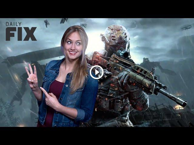 Call Of Duty Black Ops 3 Story Details Witcher 3 Can Be Beat In 25 Hours Ign Daily Fix