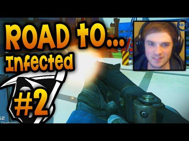 """I'M ALL ALONE!"" - Road To - KEM Infected #2 LIVE w/ Ali-A! - (Call of Duty: Ghost Gameplay)"