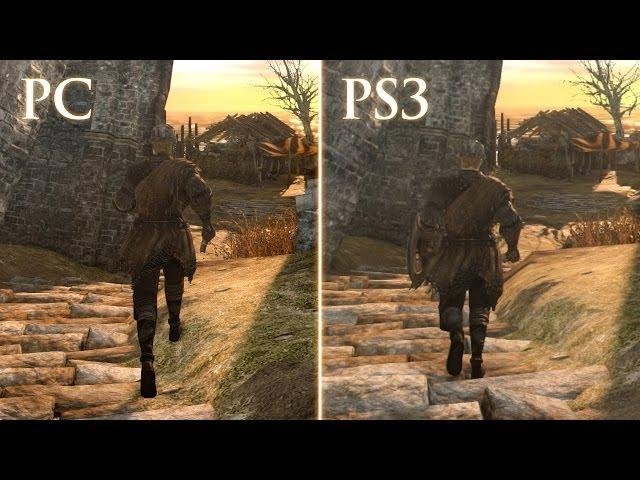 PS3 Vs PS4 Graphics Comparison