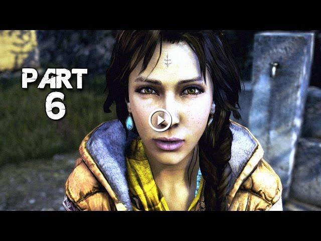 Far Cry 4 Walkthrough Gameplay Part 6 Amita Or Sabal Campaign Mission 6 Ps4
