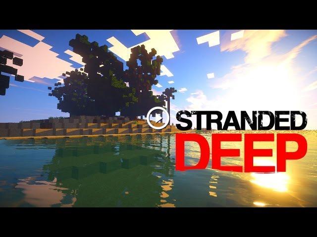 Stranded Deep World Map.Minecraft Stranded Deep Shipwrecked Survival Island 1