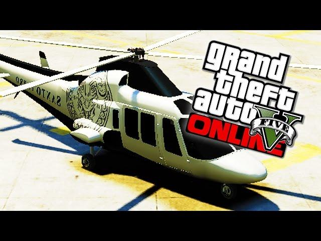 "GTA 5 Online DLC - NEW Patch 1 16 ""San Andreas Flight School"" Update"
