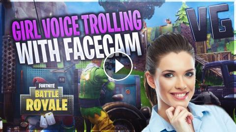 - trolling fortnite players