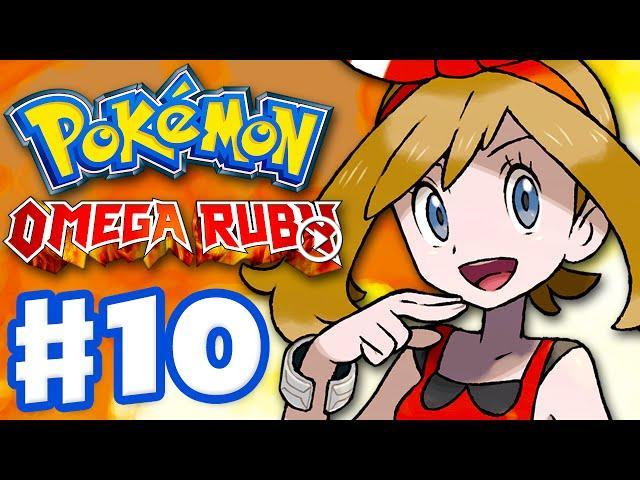 how to catch every pokemon in omega ruby