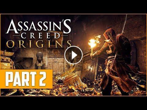 Assassin S Creed Origins Gameplay Walkthrough Part 2 Assassin S