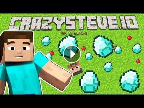 New Update Crazysteve Io Is The New Minecraft 2 0 Minecraft Io