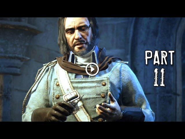 Assassin S Creed Unity Walkthrough Gameplay Part 11 Jacobin Club
