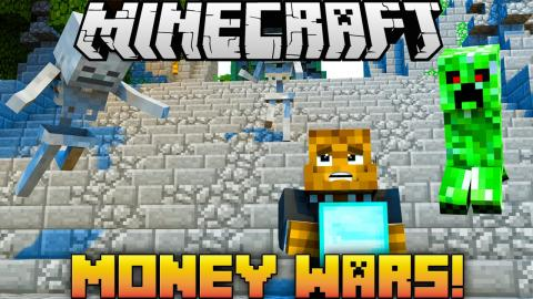 "Minecraft Money Wars ""Conqueor Diamonds"" #10 w/ PeteZahHutt & Nooch"