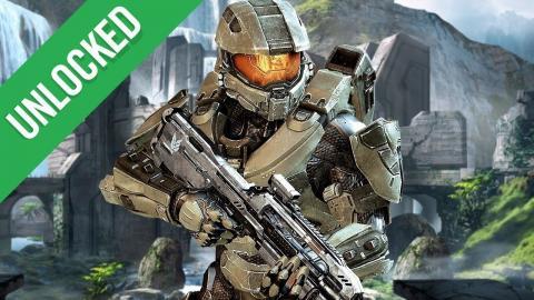 Halo 5 Cutscene - Halo 5 Guardian Intro Cutscene for Master Chief's