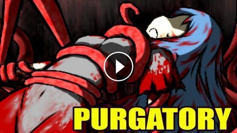 YAND3RE-CHAN VS EVERYTHING | Purgatory - FULL GAME