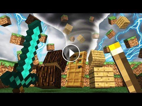 REALISTIC TORNADO IN MINECRAFT | Minecraft - Mod Battle