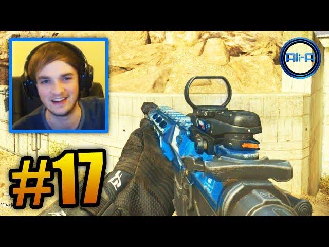 """CAN I GET IT?"" - COD GHOSTS LIVE w/ Ali-A #17 - (Call of Duty Ghost Gameplay)"