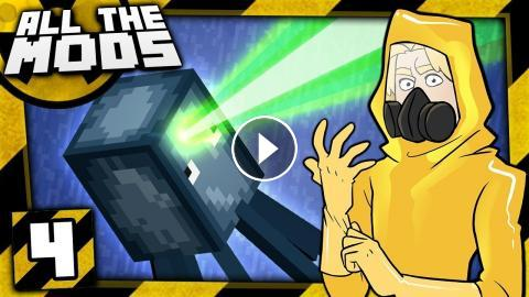 Minecraft All The Mods Nuclear #4 - IN COLD BLOOD