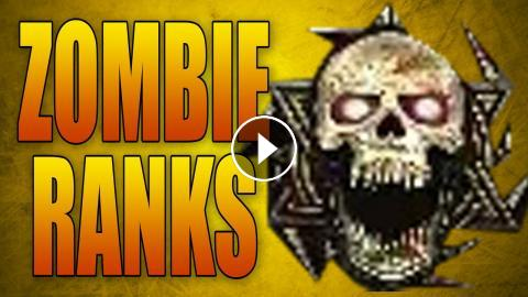 Black Ops 3 Zombies Mode: Prestige and Rank Icons Leaked!