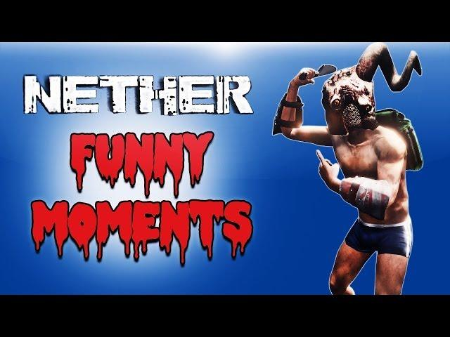 NETHER Funny Moments Ep. 4 (Our journey continues, Vanoss lies to me)