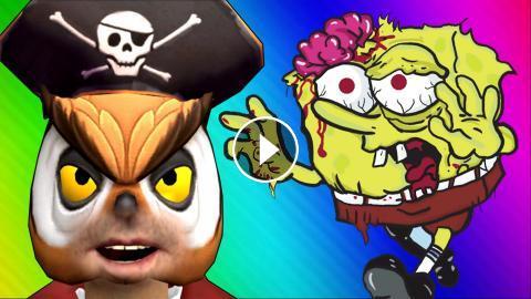 Spongebob Zombies! (Call of Duty WaW Zombies Custom Maps, Mods ...