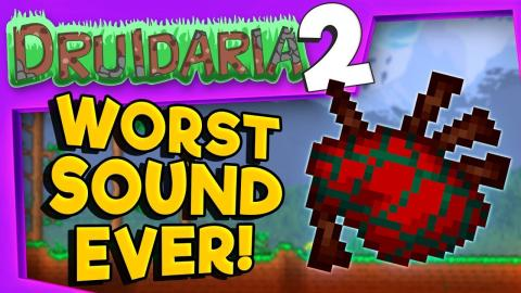 Terraria Season 2 #74 - Duncan Releases The Worst Sound In