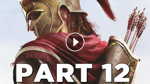 Assassin S Creed Odyssey Walkthrough Gameplay Part 12 Leonidas S Spear Ac Odyssey