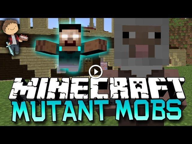 Mutant Herobrine Minecraft