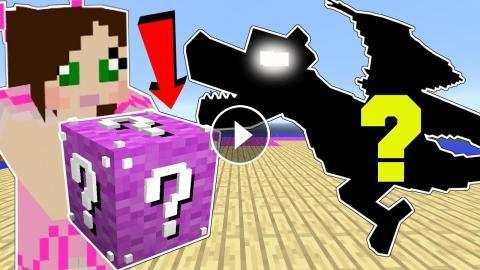 Minecraft Lucky Block Pokemon Challenge Popularmmos World 3