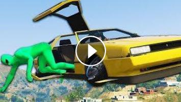 I Kicked Him Out Of My Flying Car Gta Online Dlc