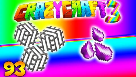 Minecraft CRAZY CRAFT 3.0 - SOUL SHARD MOD #93