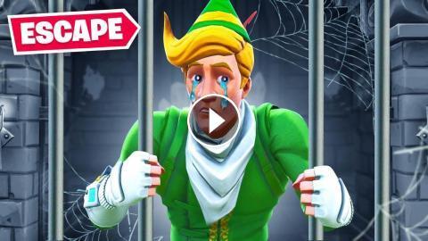 Impossible Fortnite Prison Escape Dungeon Prison V3